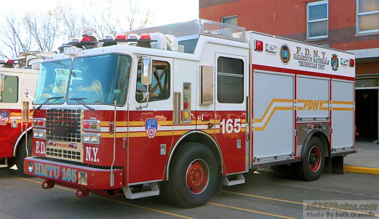 New Fdny Haz Mat Tech Units Photos Emtbravo Com