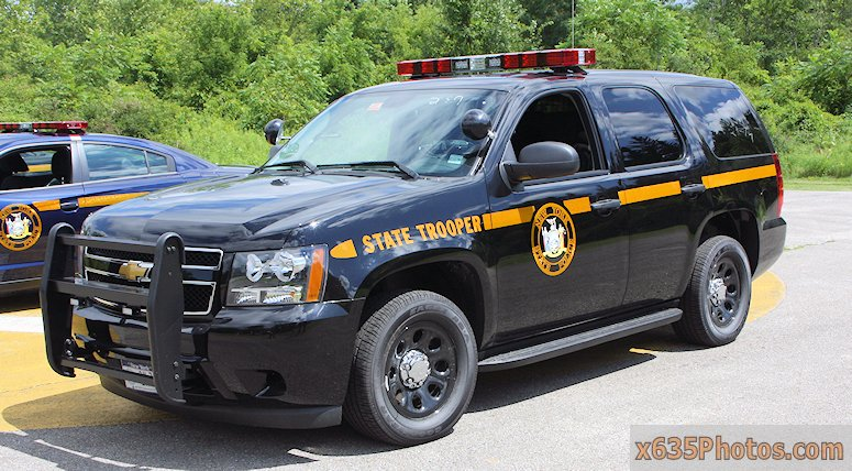 Nysp The Cars The Next Generation Of Troopers Will Be