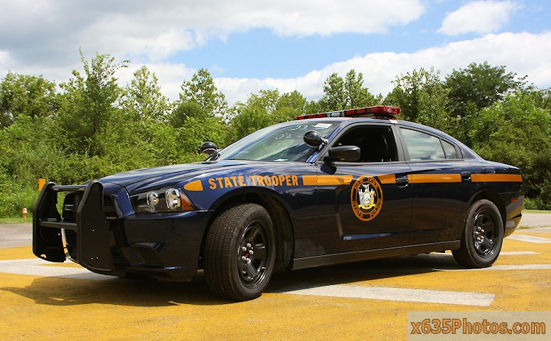 NYSP: The Cars The Next Generation Of Troopers Will Be ...