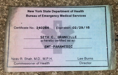 X635 The Blog My Paramedic Certification