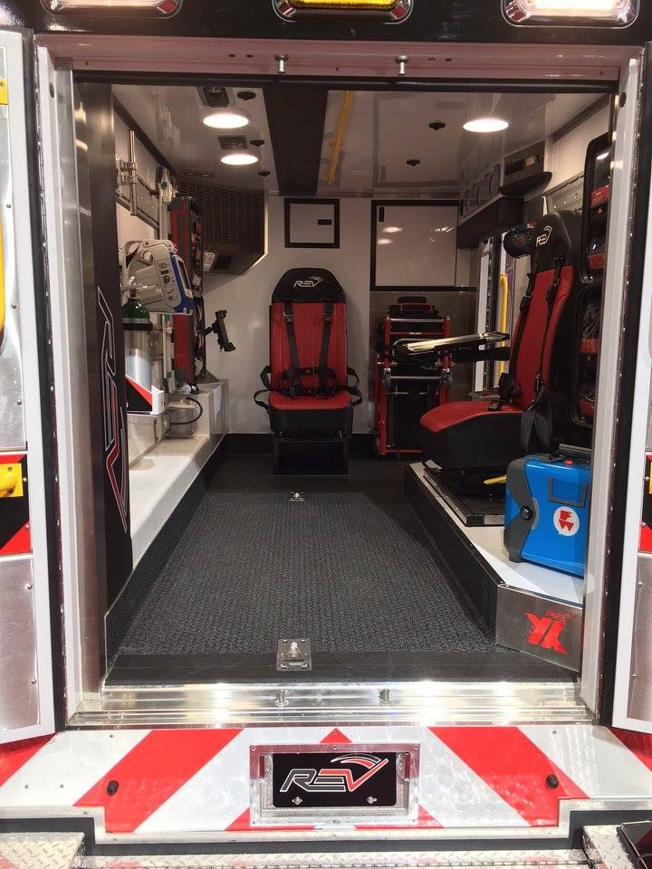 Ambulance Interior Design Ambulance Interior Design